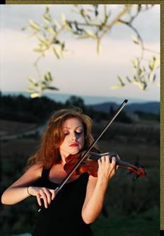 Anastasia Khitruk, violin